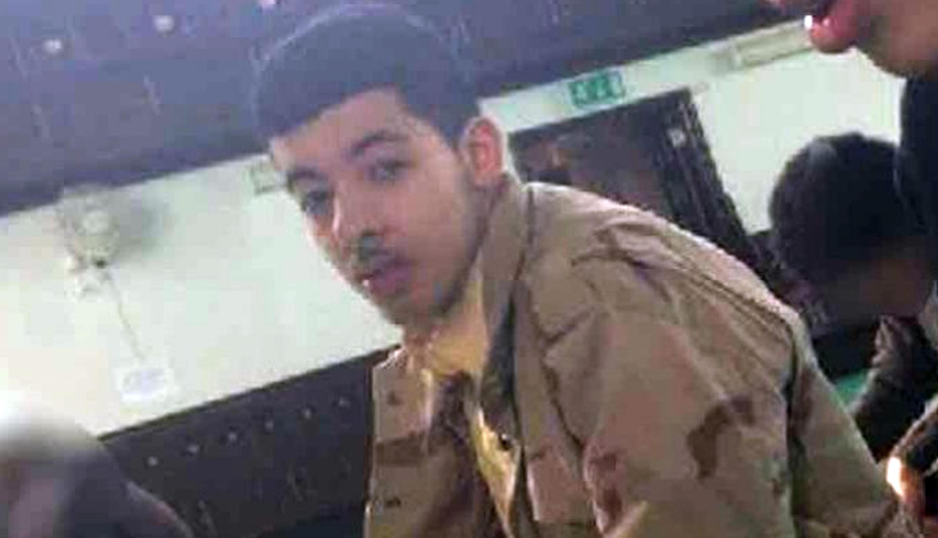 Salman Abedihad traveled to Libya, where he had family, and