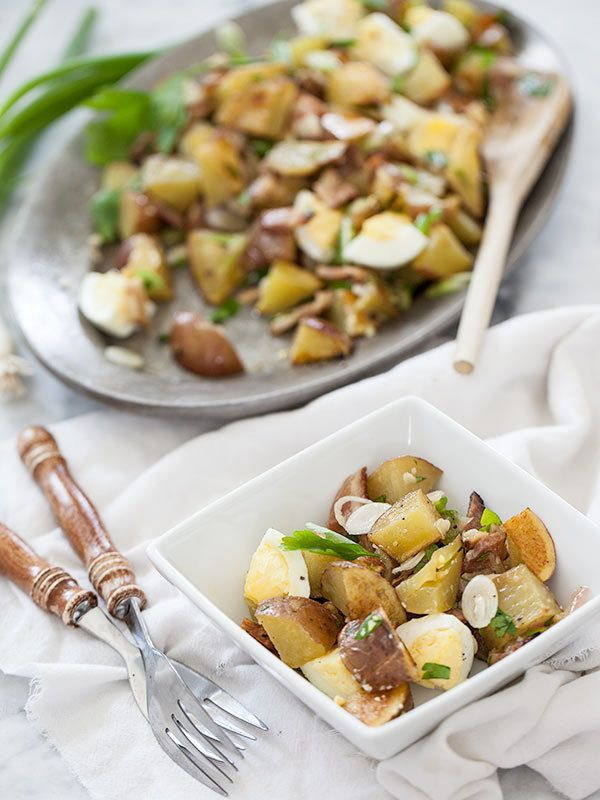 """<strong>Get the <a href=""""http://www.foodiecrush.com/2013/05/roasted-potato-salad-with-bacon/"""" target=""""_blank"""">Roasted Potato"""