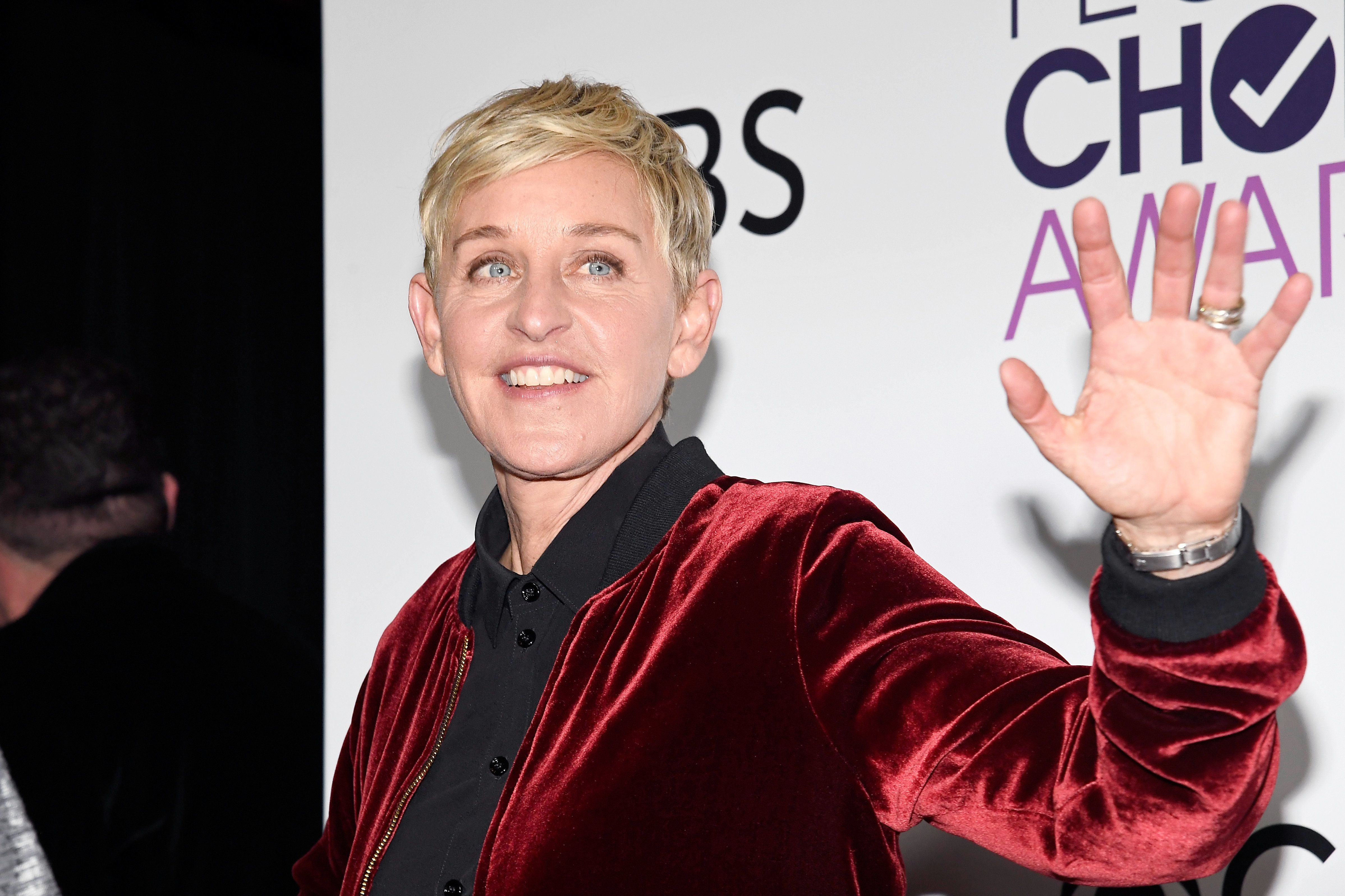Ellen DeGeneres Agrees To Do A Stand-Up Special For
