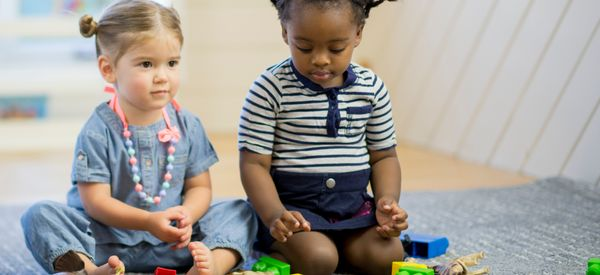 Lessons For Life: How Toddlers Make Friends