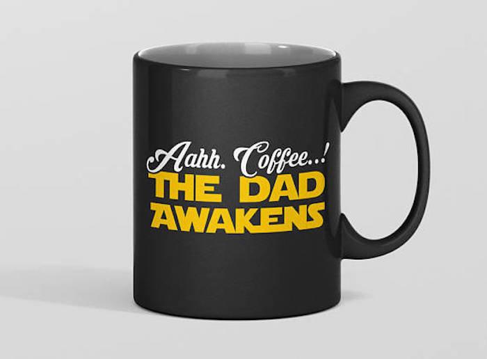 """$13.70, Mugsable. <a href=""""https://www.etsy.com/listing/515404684/star-wars-dad-mug-best-dad-coffee-mugs"""" target=""""_blank"""">Buy"""