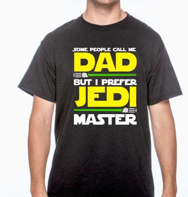"$15, KK Vinyl Designs. <a href=""https://www.etsy.com/listing/517888488/some-call-me-dad-i-prefer-jedi-master"" target=""_blank"""