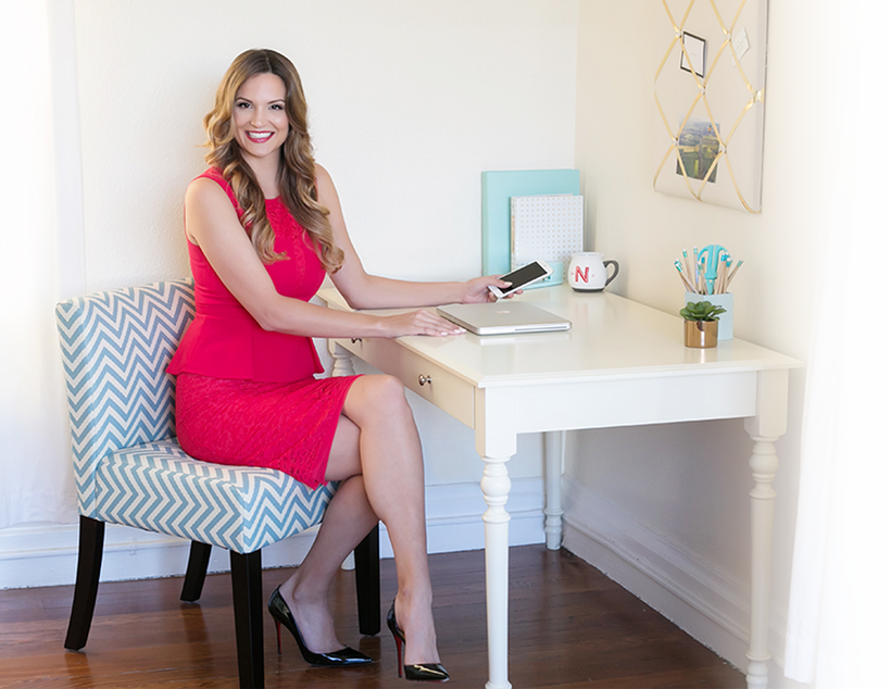Nicole started as a receptionist and became a business owner in less than 7 years. Learn tips to skyrocket your career from h