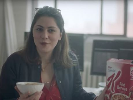 Special K Tries And Fails To Create A Feminist Ad By Revealing Women *Actually* Eat