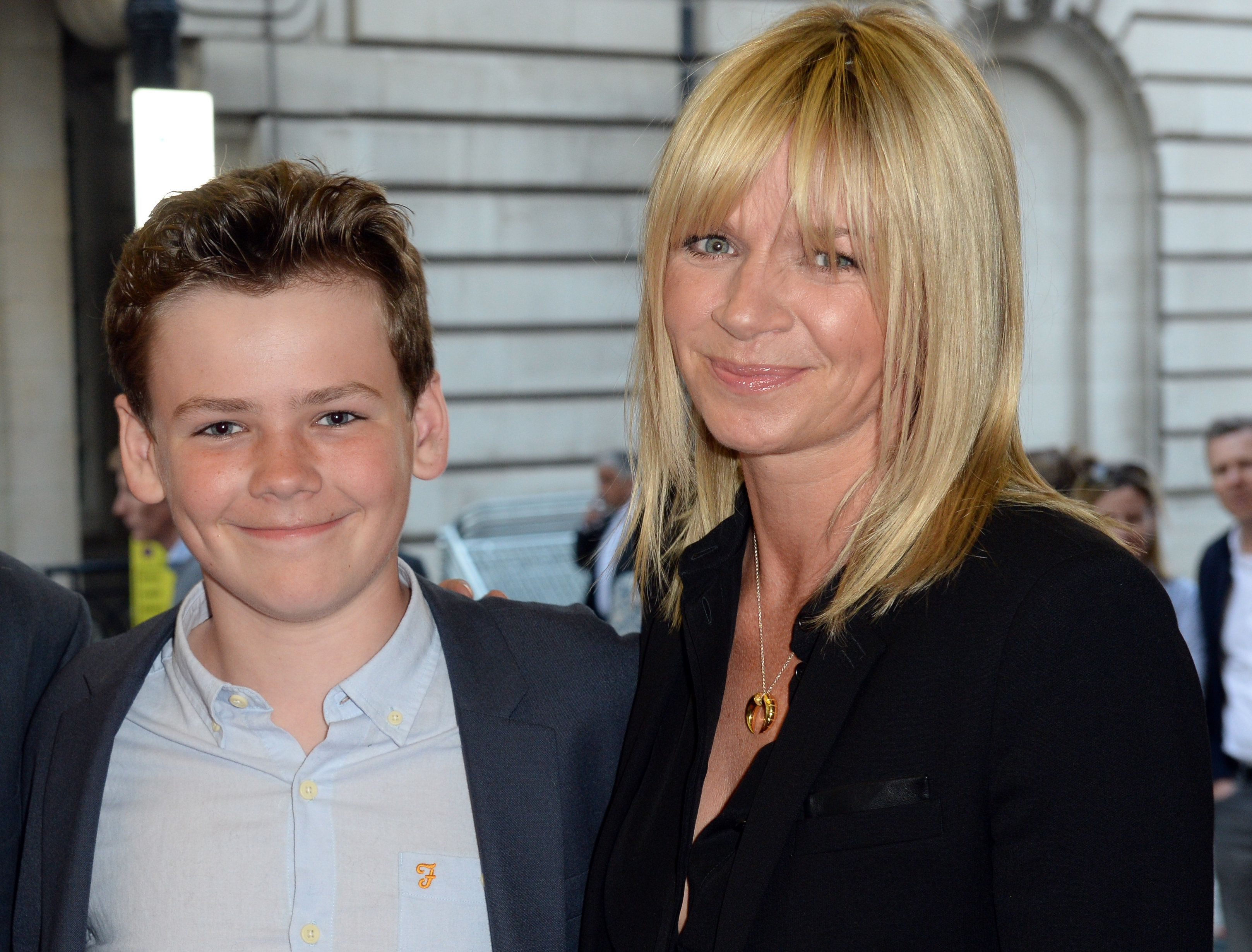 Zoe Ball's Son Shares Touching Tribute To His Mum's Late