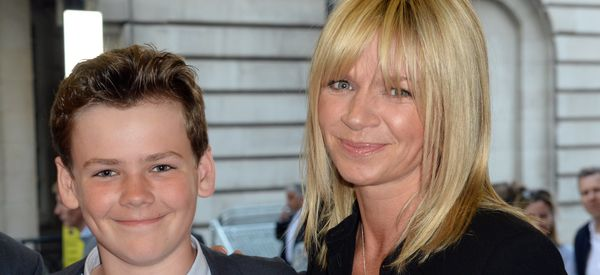 Zoe Ball's Son Shares Touching Tribute To His Mum's Late Boyfriend