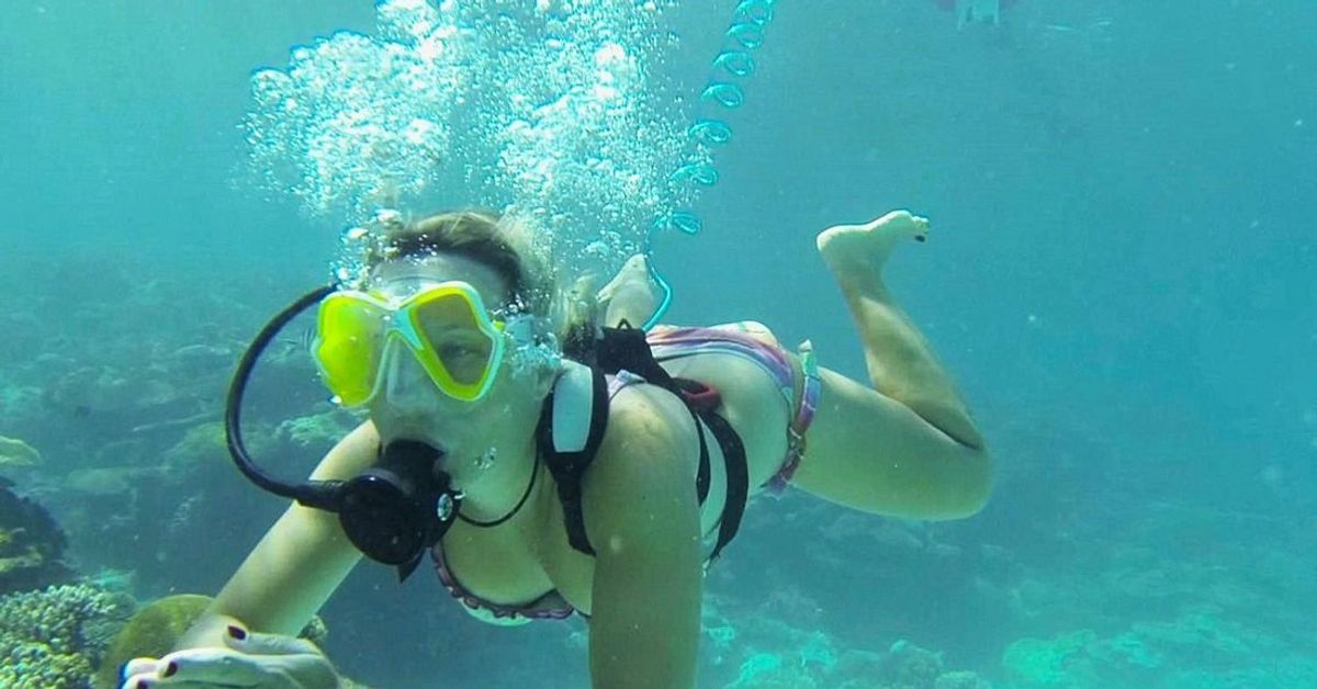 AirBuddy: This Amazing Floating Gadget Lets You Dive