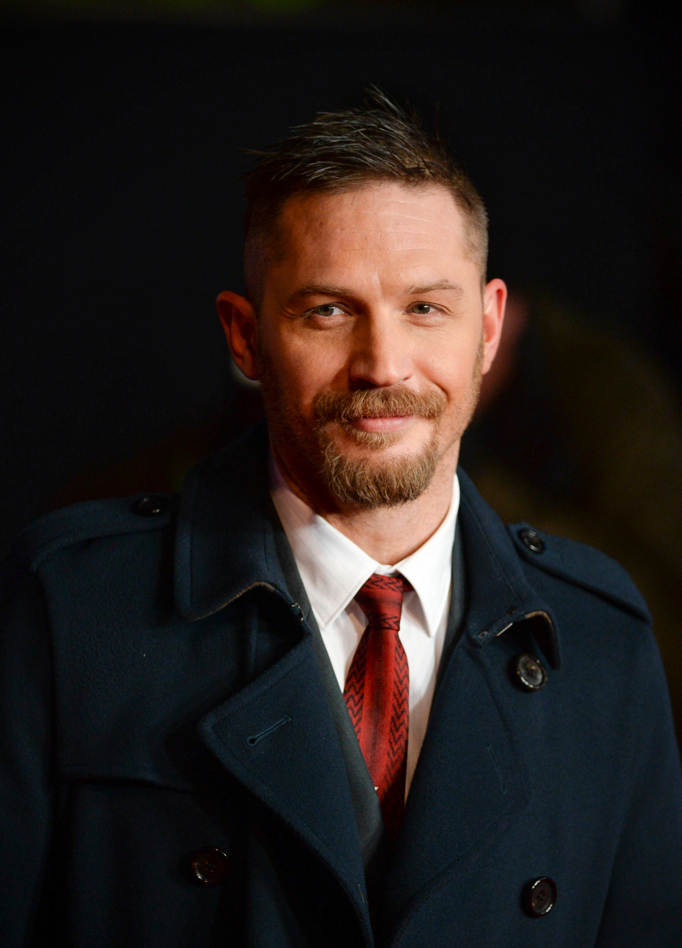 Tom Hardy Starts JustGiving Page To Help Manchester