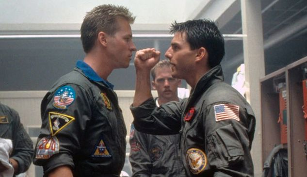 'Top Gun 2' Is Confirmed, And Val Kilmer Shows He's Ready With One Simple