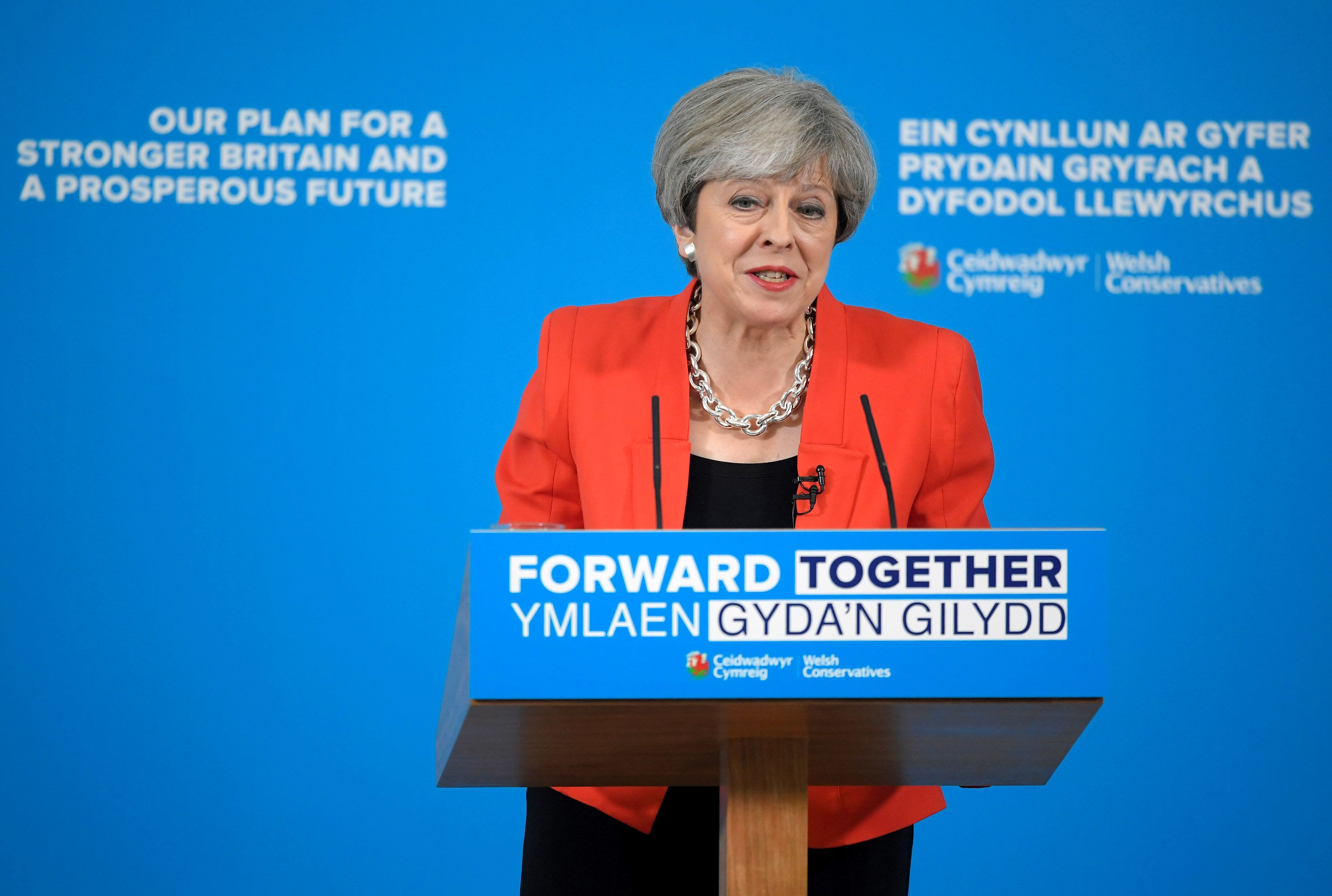 Migration And Economic Growth Down As Election Campaign