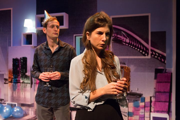 """""""I think the play raises some questions more so than it comes down to specific answers,""""Brittain said."""