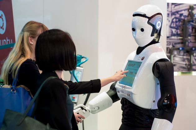 Robot Police Will Start Patrolling In