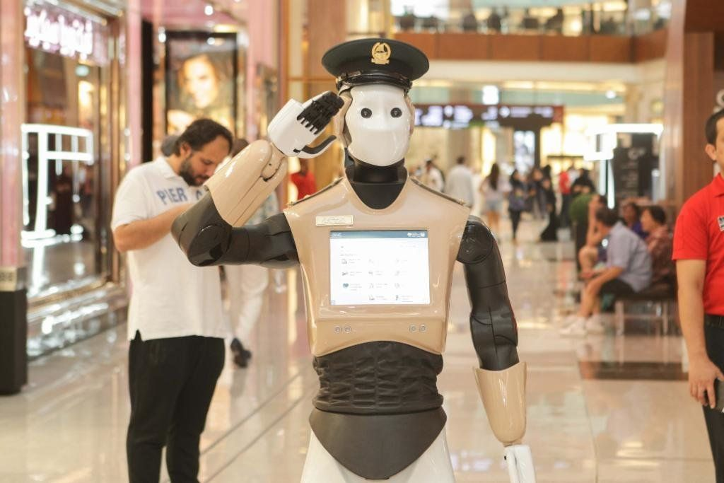 Robocop Is Real And It's Patrolling The Streets Of