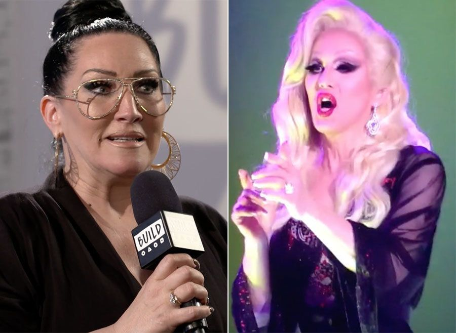 Michelle Visage Shares Her Thoughts On Charlie Hides' Infamous 'Drag Race' Lip