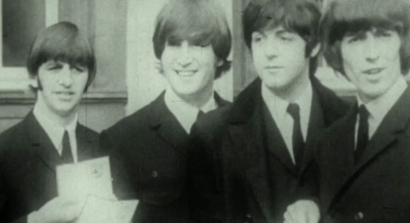 Lennon and McCartney Show Modern Pop Stars How To Brush Off A Controversy,