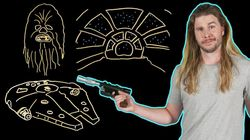 This Is What 'Star Wars' Hyperspace Would Actually Look