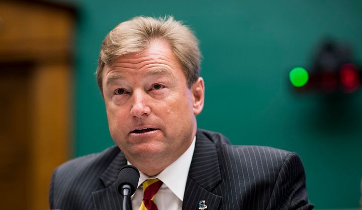 Nevada Republican Sen. Dean Heller collected more cash from his colleagues in the first three months of the 2018 cycle than