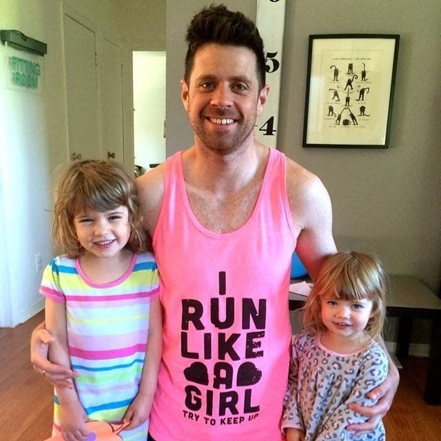 Reynolds is the father to two daughters, 5-year-old Charlotte and 7-year-old Leah.