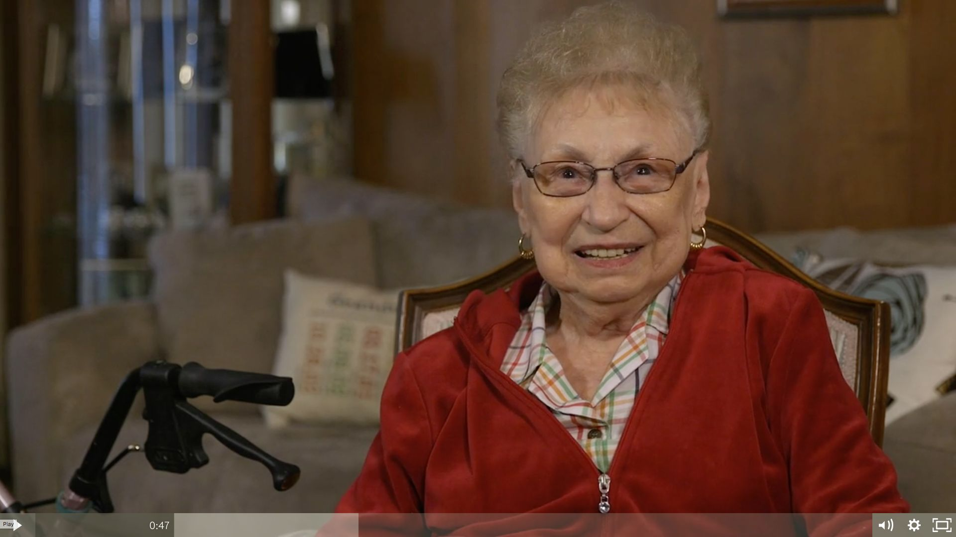 Esther Begam was 11 years old when Nazis invaded her native Poland and separated her from her family.