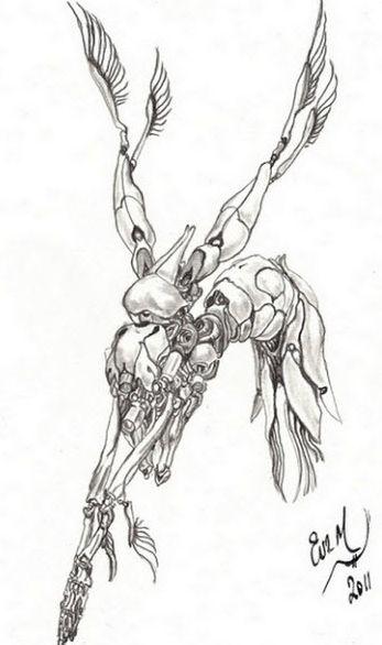 <p>Artist rendition: Nanobot</p>