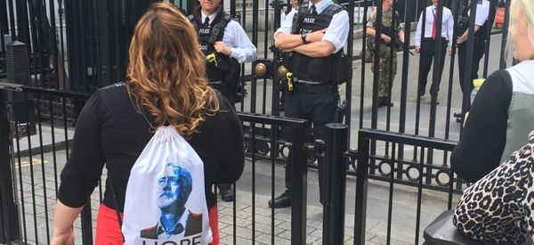 Labour Expels Corbyn Fan  Who Called May 'A Terrorist'
