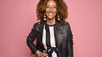 NEW YORK, NY - MAY 20:  Teen Vogue editor in chief Elaine Welteroth attends Beautycon Festival NYC 2017 - Portraits at Brooklyn Cruise Terminal on May 20, 2017 in New York City.  (Photo by Kris Connor/Getty Images for Beautycon)