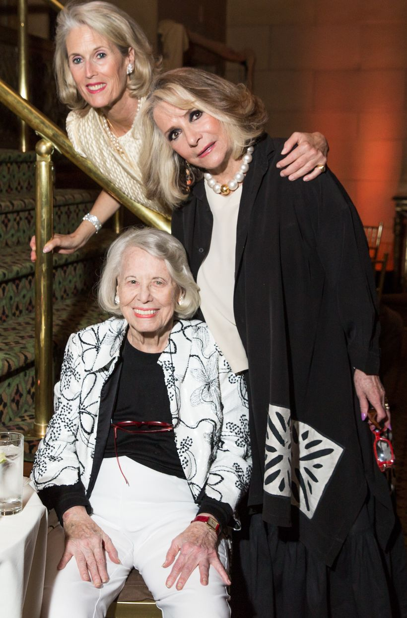 Elizabeth Peabody, Liz Smith, Sheila Nevins
