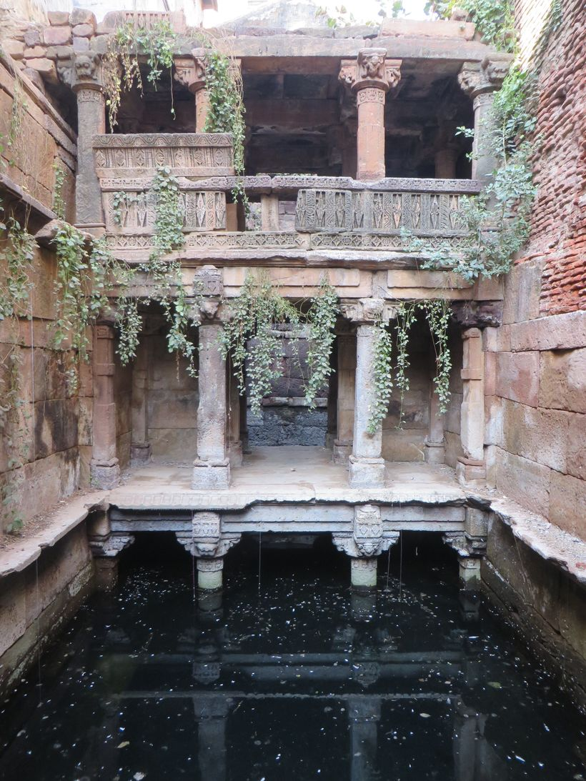 Batris Kotha Vav, Kapadvanj, Gujarat, c. 1120