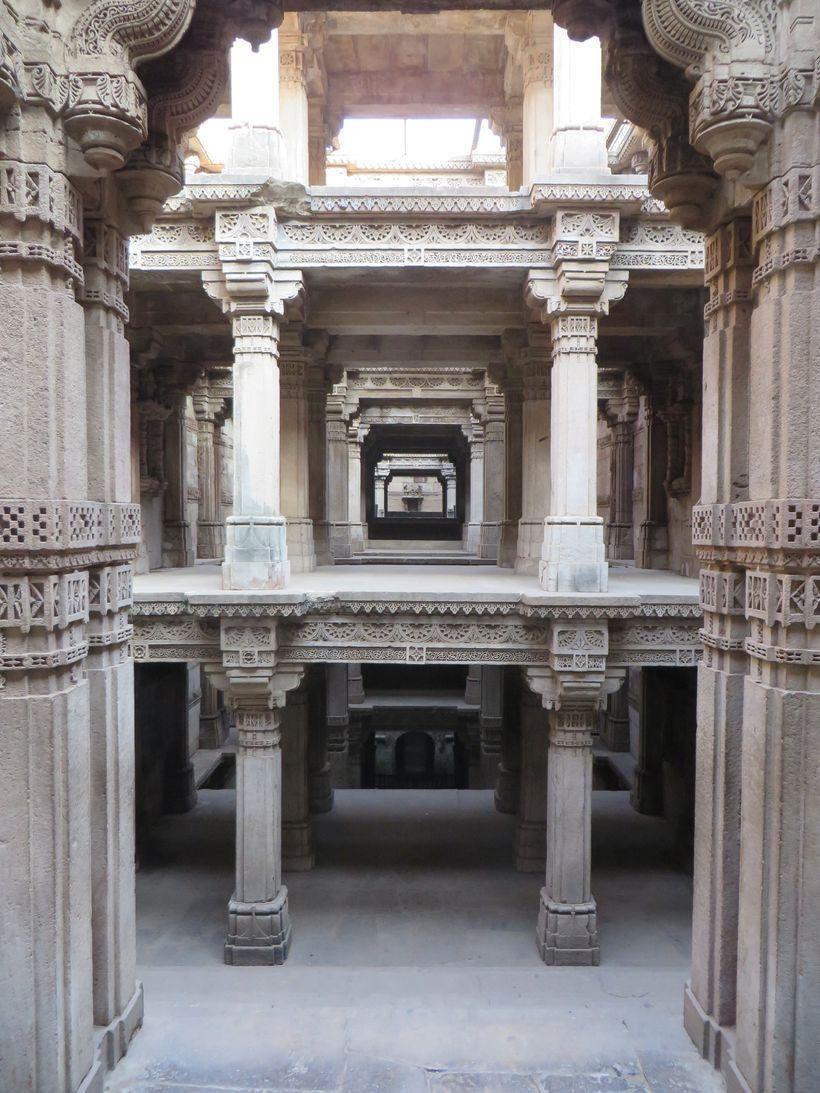 Rudabai Vav, Adalaj, Gujarat, c. 1500