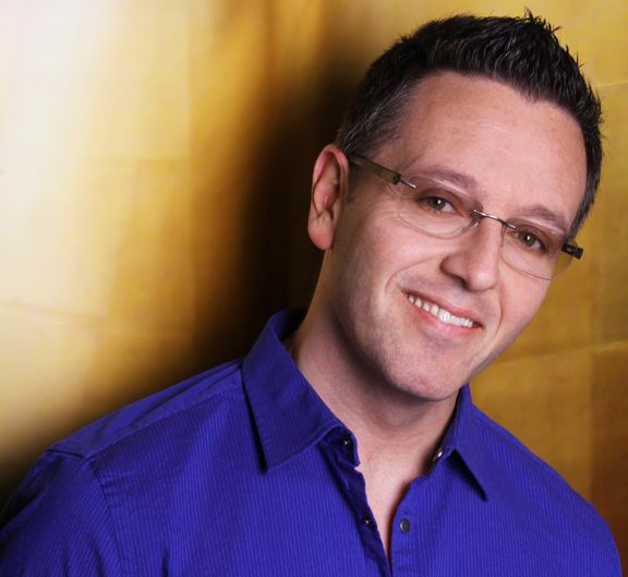 John Edward suggests the LGBTQ community might be more open to believing his talents as a psychic medium because we have had
