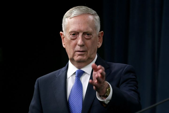 Defense Secretary James Mattis has said he supports Congress passing a new war authorization for ISIS. But then again, s