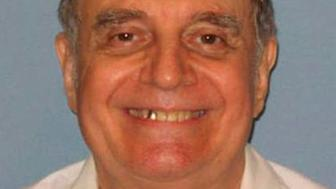 Death row inmate Tommy Arthur, scheduled to be executed November 3, 2016, is seen in an undated picture from the Alabama Department of Corrections.  Alabama Department of Corrections/Handout via Reuters    THIS IMAGE HAS BEEN SUPPLIED BY A THIRD PARTY. IT IS DISTRIBUTED, EXACTLY AS RECEIVED BY REUTERS, AS A SERVICE TO CLIENTS. FOR EDITORIAL USE ONLY. NOT FOR SALE FOR MARKETING OR ADVERTISING CAMPAIGNS