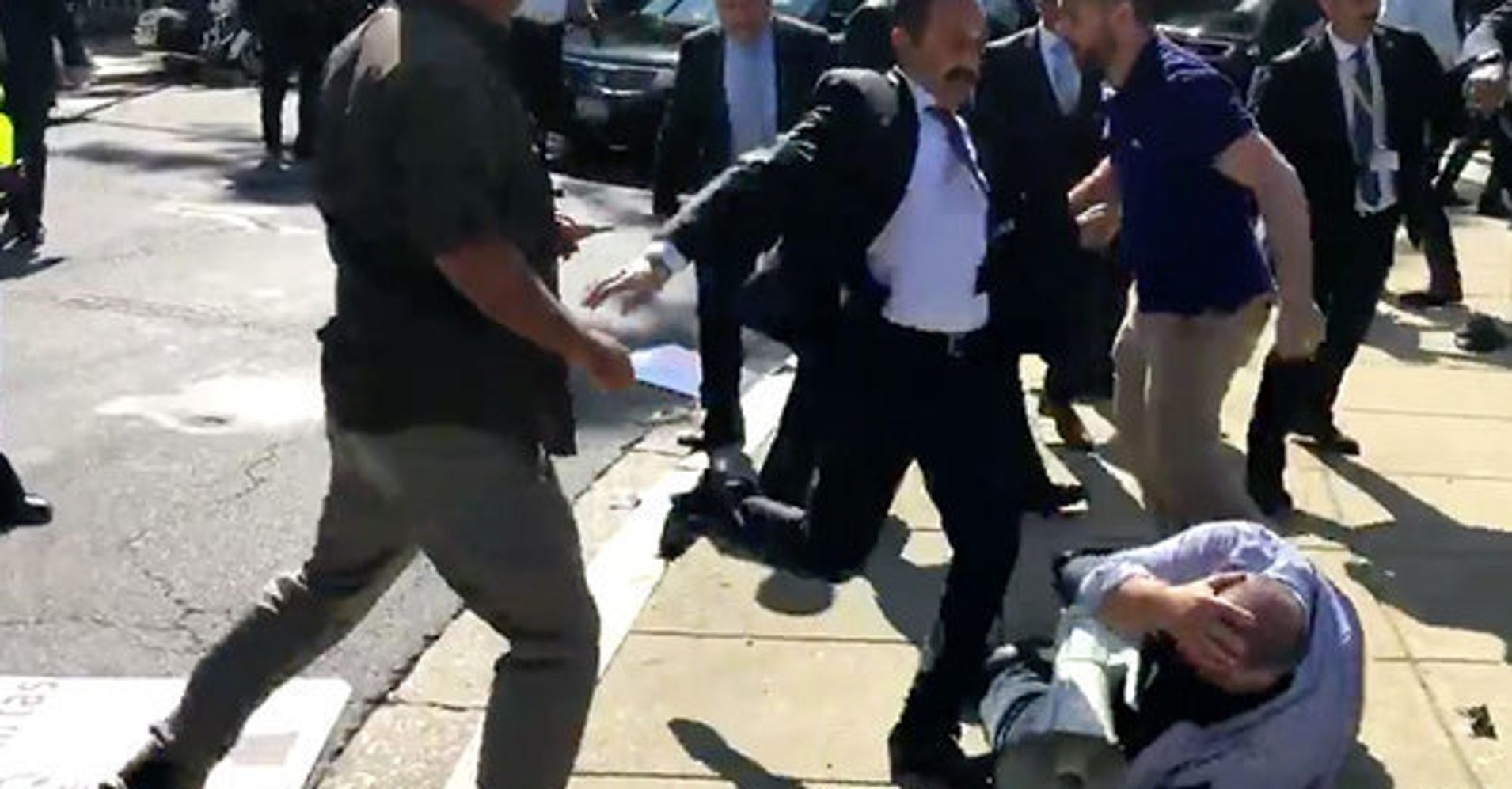 House Panel Demands Justice In 'Savage' Attack On Protesters By Erdogan Guards