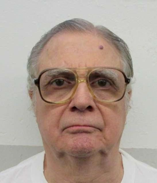 Thomas Arthur was executedon Friday by lethal injection for killing his girlfriend's husband in 1982.