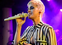 Katy Perry Breaks Down In Tears At London Gig As She Pays Tribute To Manchester Bombing Victims