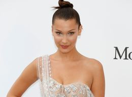 Bella Hadid Is The Queen Of The Nearly-Naked Trend At Cannes 2017