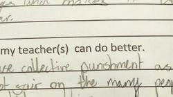 11-Year-Old Gives Sassiest Feedback When Asked How Teacher Could