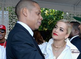 Rita Ora Attempts To Downplay Reports Of 'Bad Blood' With Former Label Boss Jay Z