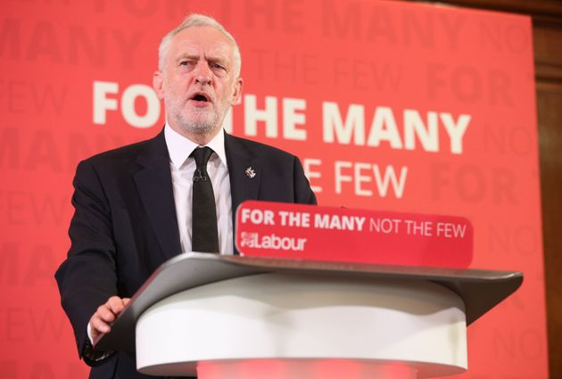 Jeremy Corbyn Sends Message To Troops And Urges Policy Reform As Election Campaign