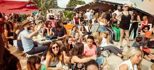 Rooftop Bars, Urban Beaches And Outdoor Cinemas To Enjoy The Sunshine In London
