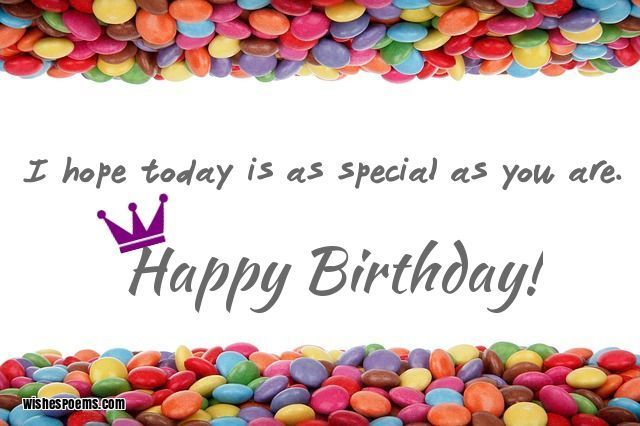Happy Birthday Wishes Quotes 35 Happy Birthday Wishes Quotes & Messages With Funny & Romantic .