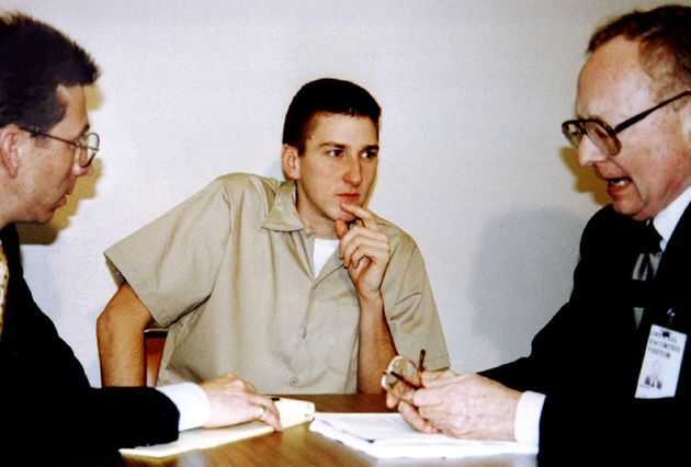 Timothy McVeigh was executed in 2001 for blowing up a federal building in Oklahoma City, killing 168...