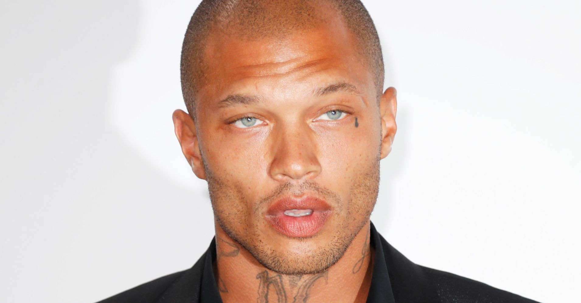 Hot Convict Jeremy Meeks Hangs With Nicki Minaj At Amfar