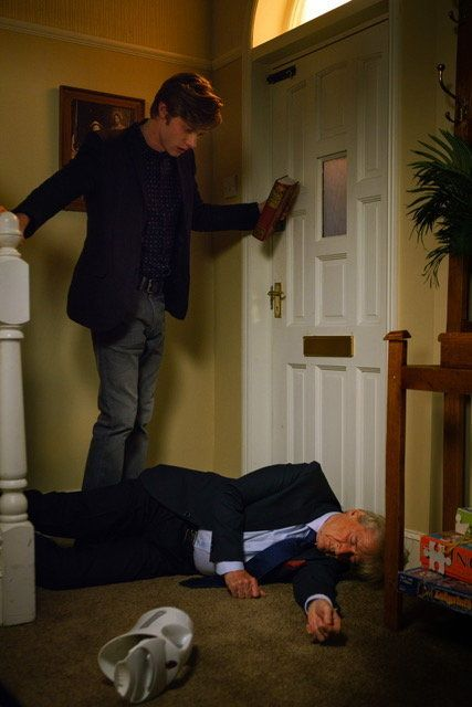Revealed! 'Coronation Street' Unmasks Ken Barlow's