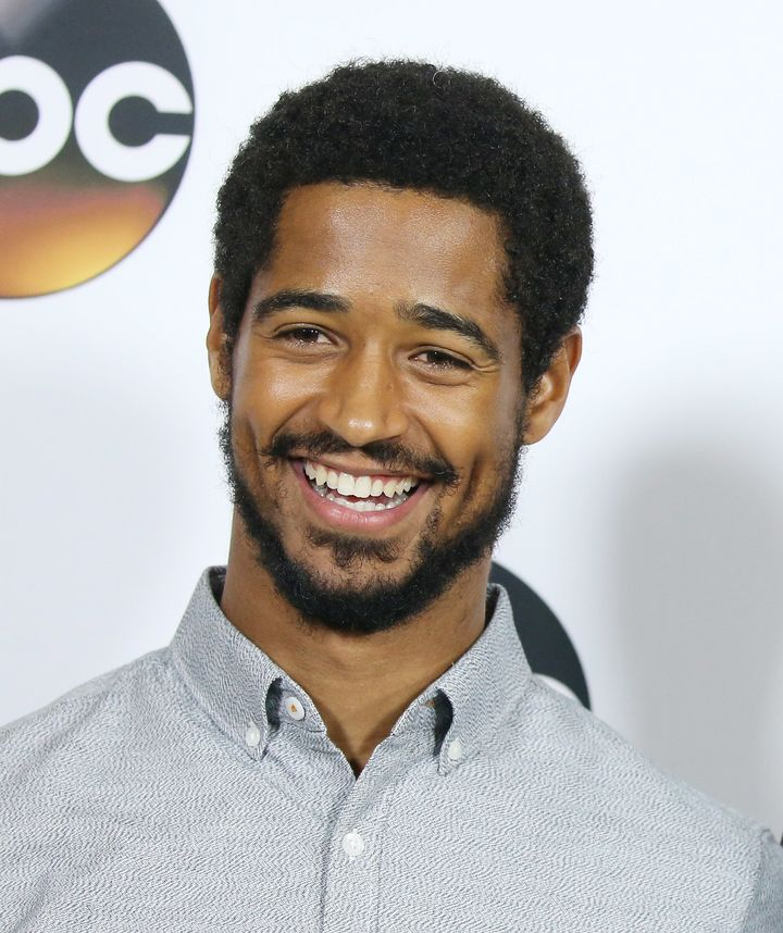 Alfred Enoch today.