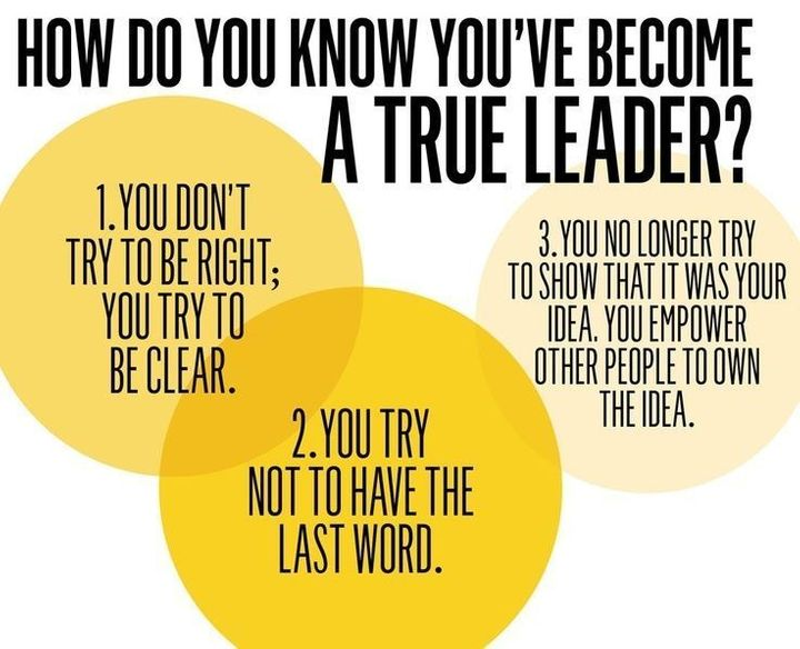 What is the #1 character trait of a great leader ?