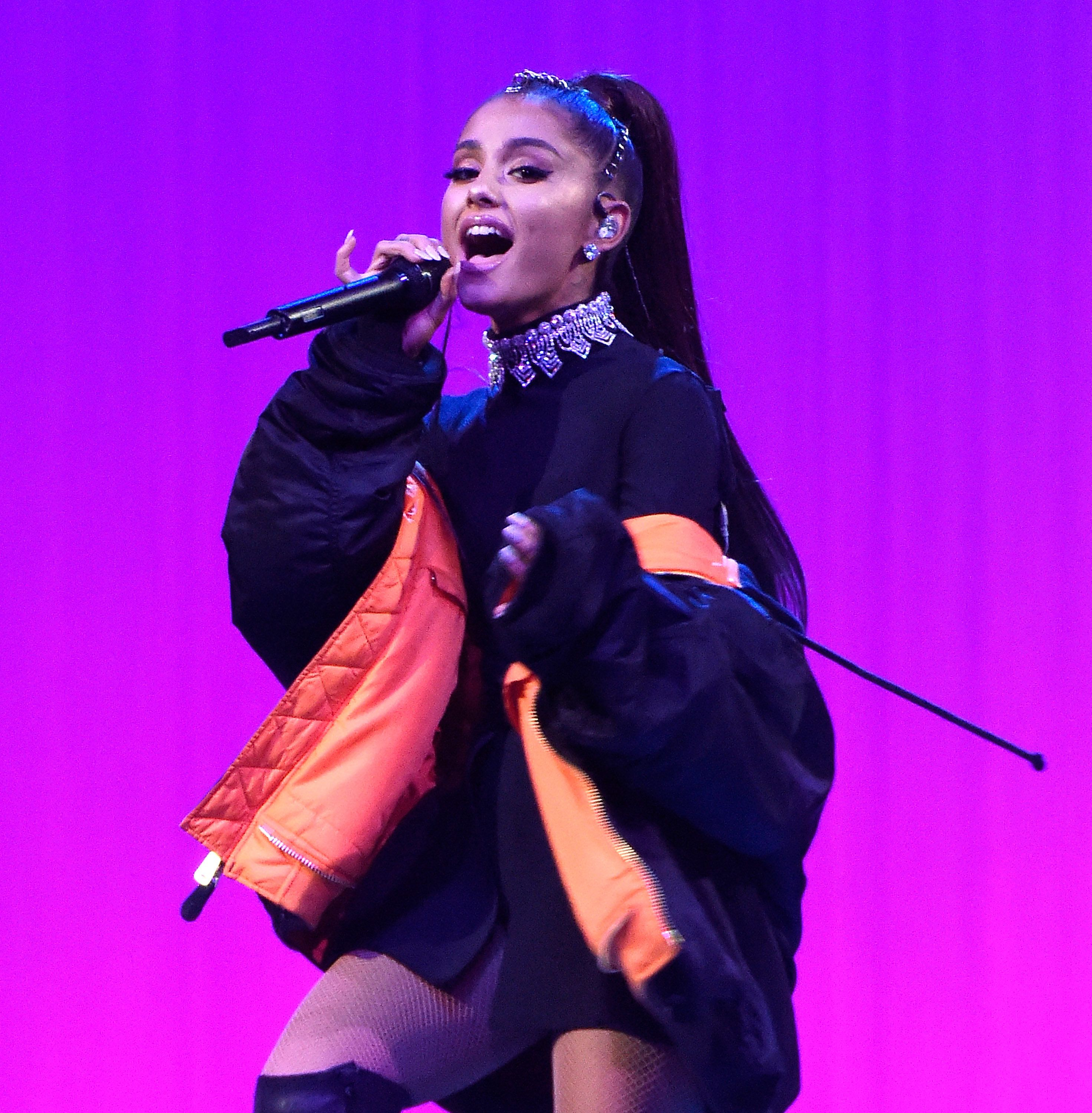 Ariana Grande Confirms Manchester Charity Concert
