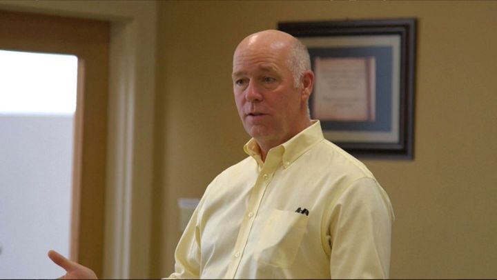 Newly elected Rep. Greg Gianforte (R-Mont.) has been charged with misdemeanor physical assault.