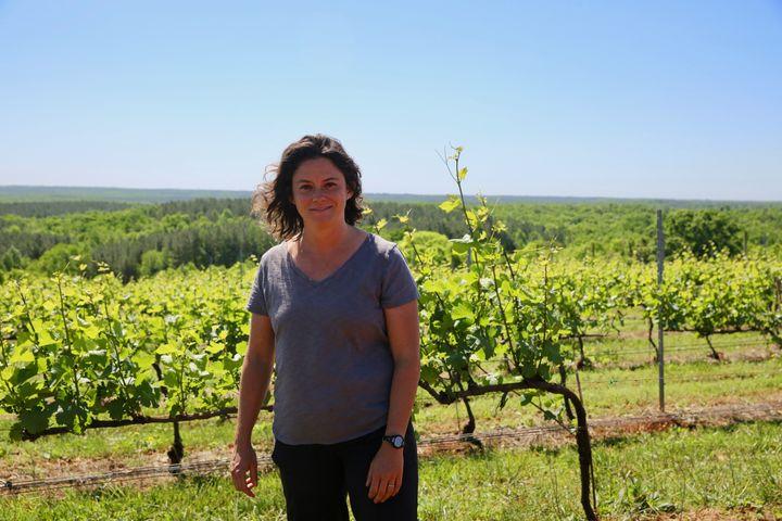 Kirsty Harmon, winemaker at Blenheim Vineyards