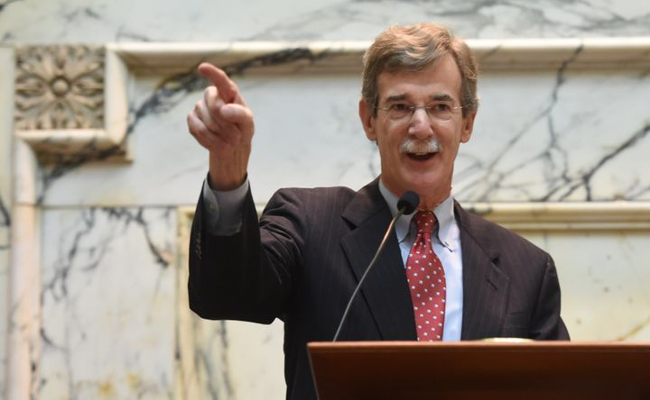 Maryland Attorney General Brian Frosh is pressing charges against the lawyer.